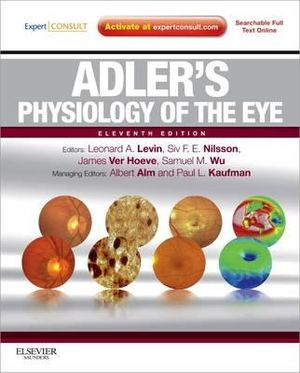 Cover of Adler's Physiology of the Eye