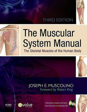 Cover of The Muscular System Manual