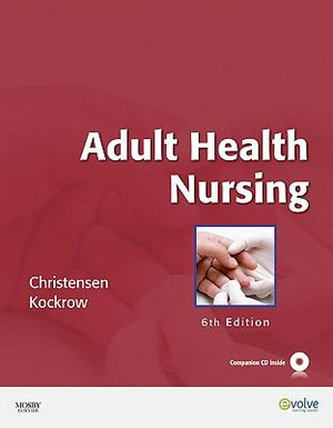 Cover of Adult Health Nursing