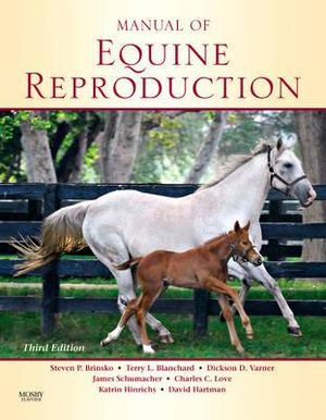 Cover of Manual of Equine Reproduction