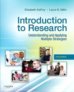 Cover of Introduction to Research 4e