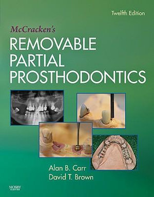 Cover of McCracken's Removable Partial Prosthodontics