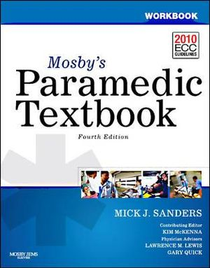 Cover of Workbook for Mosby's Paramedic Textbook