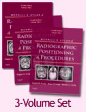 Cover of MERRILL'S ATLAS OF RADIOGRAPHIC POSITIONING AND PR