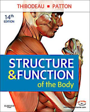 Cover of Structure & Function of the Body