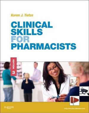 Cover of Clinical Skills for Pharmacists