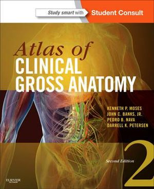 Cover of Atlas of Clinical Gross Anatomy
