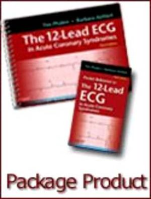 Cover of The 12-Lead ECG in Acute Coronary Syndromes - Text and Pocket Reference Package