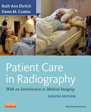 Cover of Patient Care in Radiography