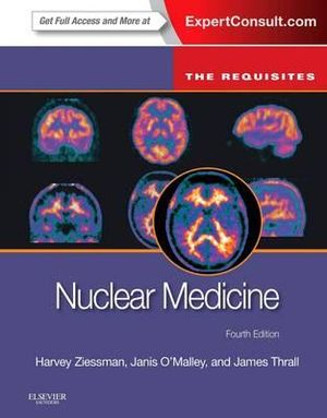 Cover of Nuclear Medicine,The Requisites (Expert Consult – Online and Print),4