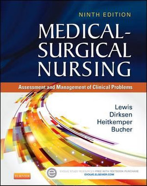 Cover of Medical-Surgical Nursing