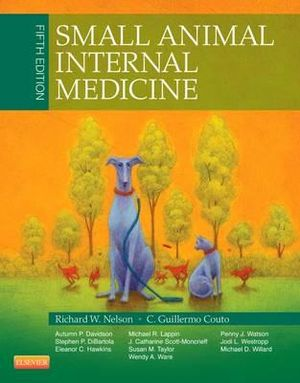 Cover of Small Animal Internal Medicine