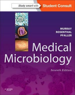 Cover of Medical Microbiology: with Student Consult Online Access, 7e