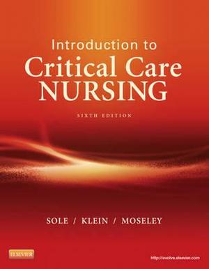 Cover of Introduction to Critical Care Nursing, 6e