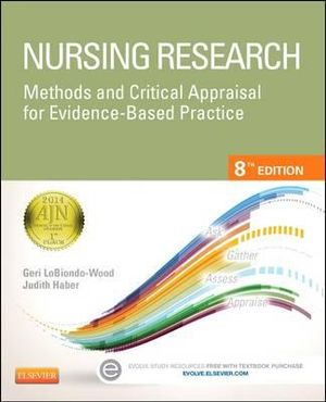Cover of Nursing Research
