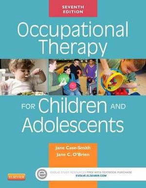 Cover of Occupational Therapy for Children and Adolescents