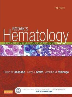 Cover of Rodak's Hematology