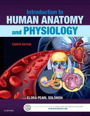 Cover of Introduction to Human Anatomy and Physiology