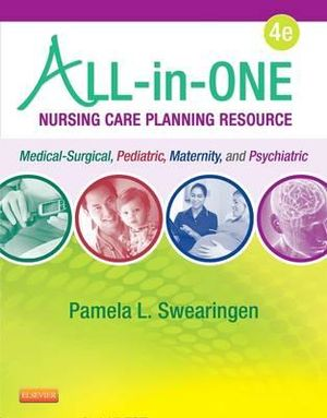 Cover of All-In-One Nursing Care Planning Resource
