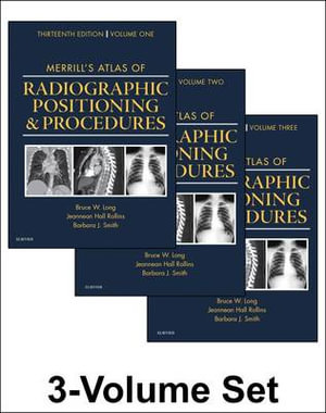 Cover of Merrill's Atlas of Radiographic Positioning and Procedures