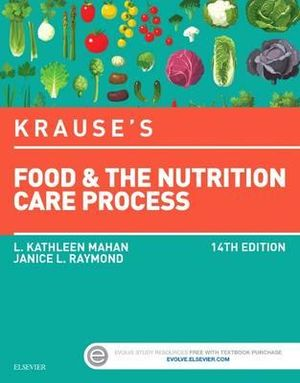 Cover of Krause's Food & the Nutrition Care Process