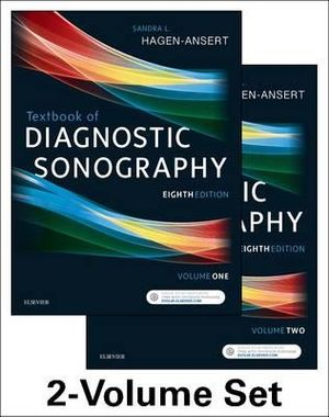 Cover of Textbook of Diagnostic Sonography