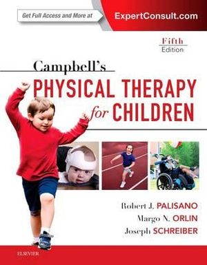 Cover of Campbell's Physical Therapy for Children Expert Consult