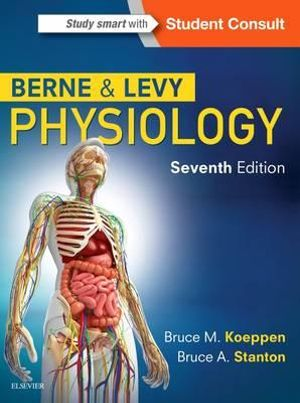 Cover of Berne and Levy Physiology