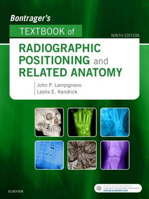 Cover of Bontrager's Textbook of Radiographic Positioning and Related Anatomy