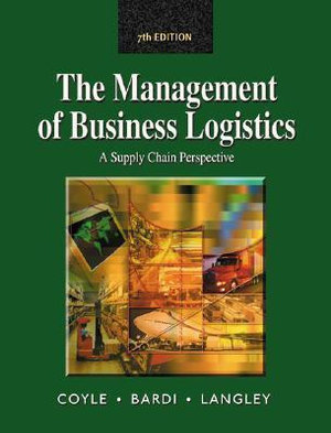 Cover of The Management of Business Logistics