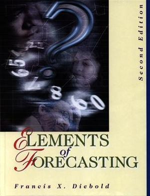 Cover of Elements of Forecasting