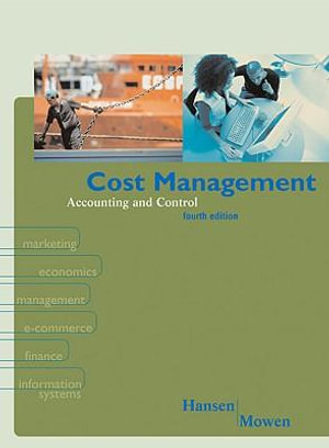 Cover of Cost Management