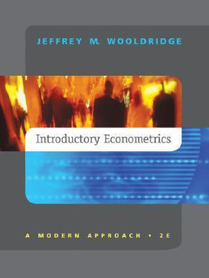 Cover of Introducción a la econometría