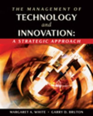 Cover of The management of technology and innovation