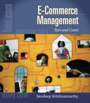 Cover of E-Commerce Management