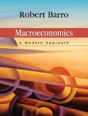 Cover of Macroeconomics: A Modern Approach
