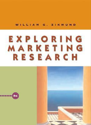 Cover of Exploring Marketing Research