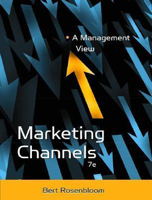 Cover of Marketing channels