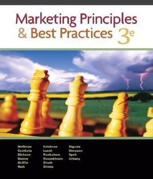 Cover of Marketing principles and best practices