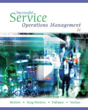 Cover of Successful Service Operations Management