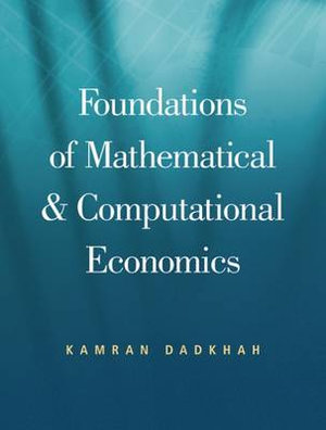 Cover of Foundations of Mathematical and Computational Economics