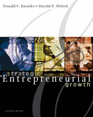 Cover of Strategic Entrepreneurial Growth