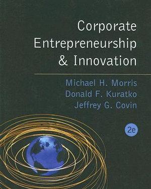 Cover of Corporate Entrepreneurship & Innovation