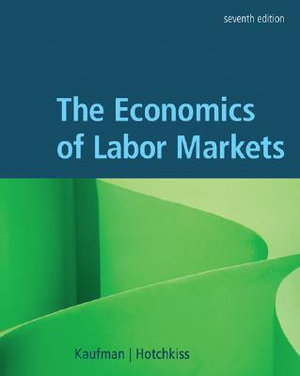 Cover of The Economics of Labor Markets
