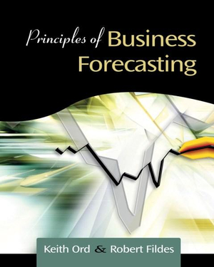 Cover of Principles of Business Forecasting
