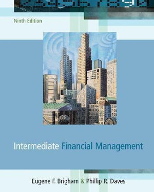 Cover of Intermediate Financial Management