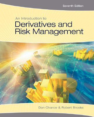 Cover of An Introduction to Derivatives And Risk Management