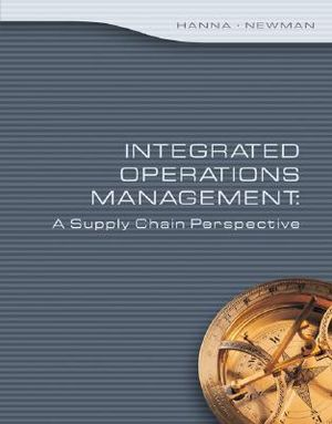 Cover of Integrated Operations Management