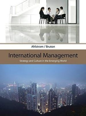 Cover of International Management: Strategy and Culture in the Emerging World