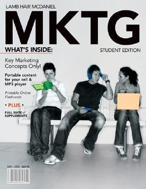 Cover of MKTG 2007-2008 Edition